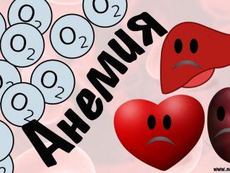 Это интересно: Что такое анемия (малокровие)?