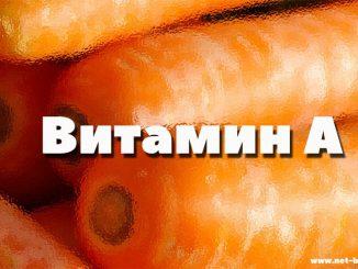 Витамин А (ретинол): функции, суточная норма и гиповитаминоз