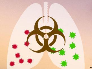 Инфекция легких: виды, причины, признаки и лечение болезни